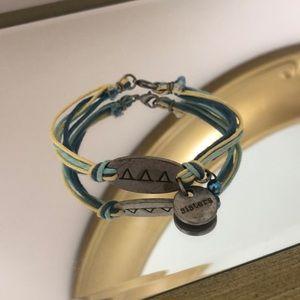 Jewelry - Tri Delta bracelet